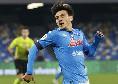 Juventus-Napoli, Gattuso corre ai ripari e mette Elmas per Bakayoko: azzurri col 4-1-4-1