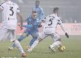 Juventus-Napoli, giallo anche per Zielinski per un fallo su Cristiano Ronaldo