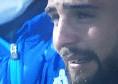 """Nino D'Angelo: """"Capitano Tvbn... Le tue lacrime per me valgono la coppa"""""""