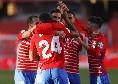 Euro-avversarie: Villarreal-Granada 2-2, gol pazzesco di Kenedy! [VIDEO]