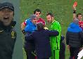 """Udinese-Inter, espulso anche Oriali. Caos nel tunnel, Maresca: """"Dovete accettare quando non riuscite a vincere"""""""