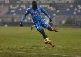 Difesa bunker, Koulibaly torna leader e il Napoli subisce meno gol di tutti: l'Hellas è secondo in classifica