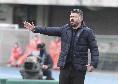 Repubblica - Gattuso rischia l'esonero se non vince contro Spezia e Parma: il mister ha una convinzione