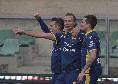 """Il Verona commenta: """"Partita perfetta, rimonta strepitosa! Nel finale non rischiamo nulla contro il Napoli"""""""