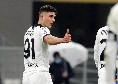 Spezia-Napoli 1-3: Piccoli accorcia le distanze dopo un grande intervento di Meret
