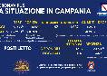 Coronavirus in Campania, il bollettino odierno: 1.178 nuovi casi, 57 sintomatici e 26 decessi