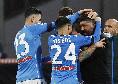 Napoli-Udinese, ultimissime formazioni Sky: Gattuso fa rifiatare Demme e un attaccante, Meret vince il ballottaggio