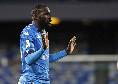 Qualificazioni Coppa d'Africa, Il Mattino: il Napoli potrebbe puntare i piedi per la convocazione di Koulibaly