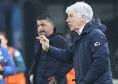 """Atalanta, Gasperini snobba il Napoli: """"Juve e Inter hanno qualcosa in più, noi ci siamo avvicinati a loro"""""""