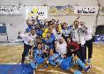 """Calcio a 5, Napoli, vittoria nel recupero di Piazza Armerina. E sono 15! Foglia: """"Felice per quanto sto facendo"""""""