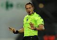 Serie A, gli arbitri: Fiorentina-Napoli con Abisso e Chiffi al VAR! Juve-Inter a Calvarese