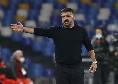 Napoli-Bologna, Il Mattino: Gattuso opta per il 4-1-4-1. Tornano Ospina, Koulibaly e Ghoulam, scelto il reparto offensivo