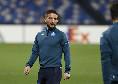 Sky - Mertens titolare col Benevento e Gattuso cambia ancora modulo