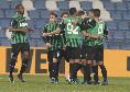 """Sassuolo, Defrel a Sky: """"Peccato per il risultato, dovevamo chiuderla prima. Giocare così col Napoli è un segnale importante"""""""