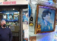 Il Mattino - Si arrende anche il bar Nilo del capello di Maradona
