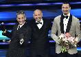 """Mihajlovic ironico su Sanremo: """"Fiorello stonato, avevo paura rovinasse la canzone mia e di Ibra"""""""