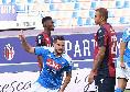 Sportitalia - Napoli-Bologna, Gattuso perde Bakayoko ma ritrova Ospina. Tante assenze per Mihajlobic