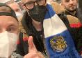 Hamsik, accoglienza show in Svezia: è festa in aeroporto per il suo arrivo [VIDEO]