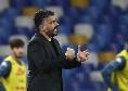 Il Mattino - Finalmente il Napoli di Gattuso è il manifesto del calcio pratico! E Lozano può tornare domenica col Milan