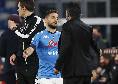 Repubblica - Gattuso ha dovuto fare i conti con le condizioni precarie di Mertens, per la prima volta da inizio stagione ci sarà una tregua per la squadra