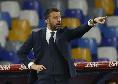 Sampdoria, D'Aversa: Napoli squadra impressionante e senza punti deboli, non potremo commettere errori. Serviranno intensità e determinazione