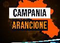 """Coronavirus Campania, Repubblica tuona: """"A livello nazionale rischia di passare in zona arancione!"""""""