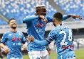 Repubblica si esalta: exploit degli attaccanti del Napoli, sono capaci di rivaleggiare per prolificità con i campioni del Manchester City