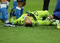 Sampdoria-Napoli, Ospina vuole continuare a giocare. Gattuso sostituisce Zielinski e Politano