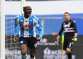 CorSport - Osimhen ancora decisivo: così ha festeggiato il gol nel post-gara