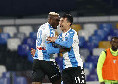Spezia-Napoli 1-4: Lozano mette a segno il gol del poker per gli azzurri