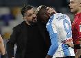 """Sky, Pellegrini: """"E se Gattuso restasse a Napoli? Non c'è cosa più saggia di fare un passo indietro e ammettere i propri errori"""""""