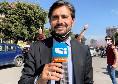 """Sportitalia, Parlato a CN24: """"Meret sarà titolare, è stata presa una decisione su Ospina. Il Napoli ai napoletani, occhio a Tutino in ritiro..."""""""