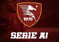 """Salernitana in Serie A - Tifosi granata in strada al coro di """"Chi non salta e napoletano"""" [VIDEO]"""
