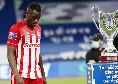 """Dalla Grecia, Stratis a CN24: """"Camara vale 15 milioni, a metà agosto l'Olympiakos lo dichiarerà incedibile! Aspetta un grande club come Napoli"""""""