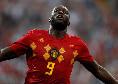 Belgio-Russia 2-0 all'intervallo: Lukaku la sblocca subito e la gara va in discesa