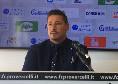 """Pro Vercelli, il ds Casella: """"Lavoriamo con il Napoli per altri affari dopo Zerbin, ottimi rapporti con Giuntoli"""""""
