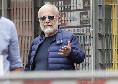 """El Pais elogia De Laurentiis: """"Il suo Napoli è come il cinema di Fellini, che bluff quest'estate..."""""""