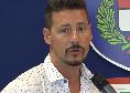"""Pro Vercelli, Casella: """"Puntiamo alla Serie B e scommettiamo su Silenzi, figlio dell'ex bomber del Napoli"""""""