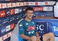 """Infortunio Demme, comunicato SSC Napoli: """"Intervento perfettamente riuscito, riposo per 7-10 giorni e poi via alla riabilitazione"""""""