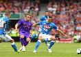 Sky UK - Il Napoli pensa a Shaqiri: è in scadenza con il Liverpool, testa a testa con la Lazio di Sarri
