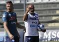 Spalletti crea un altro dualismo: Rrahmani convince, Manolas titolare un match tra Samp e Cagliari