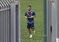 CorSport - Mertens ha insistito per essere convocato con il Cagliari: doveva rientrare dopo la sosta per le nazionali