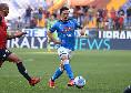 """Sportitalia, Parlato: """"Tre cambi di Spalletti con l'Udinese: torna Mario Rui, Lozano ha un po' deluso in Europa League. Mertens? C'è un motivo sul rientro in ritardo"""""""