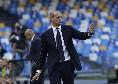"""Juventus, Allegri: """"Inter, Milan e Napoli favorite per lo Scudetto, noi abbiamo vinto uno scontro salvezza"""""""