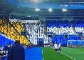 Leicester-Napoli: coreografia già pronta allo stadio [VIDEO]