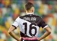 Udinese, il report in vista di Napoli: out Molina, lavoro personalizzato anche per Success e Udogie