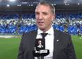 """Leicester, Rodgers: """"Vincendo ci siamo tirati fuori da un fosso, è un grande successo!"""""""
