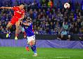 Rileggi la Diretta: Leicester-Napoli 2-2 (9' Ayoze Perez, 63' Barnes, 69', 87' Osimhen)