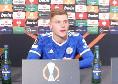 """Leicester, Barnes in conferenza: """"Napoli squadra molto buona, ma rimane l'amaro della mancata vittoria! Gol annullato? Mi sembrava buono"""""""