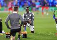 """Leicester, Daka: """"Non sono abbastanza soddisfatto per il risultato, ma l'atmosfera dei tifosi è stata fantastica"""""""